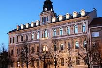Lounská radnice. Ilustrační foto.