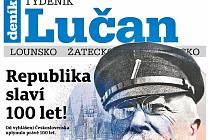 Týdeník Lučan z 23. října 2018