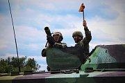 Slovenští vojáci budou střílet zprotiletadlového raketového kompletu IGLA