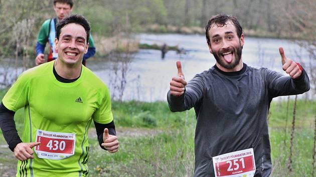 Žatecký půlmaraton a závod na deset kilometrů