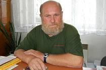 Miroslav Kučera, dlouholetý starosta SDH Jimlín