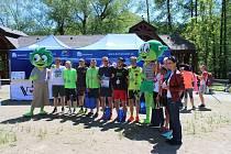 V červenci a srpnu bude pokračovat druhý ročník turisticko-běžeckého seriálu Ohřecká Osmička.