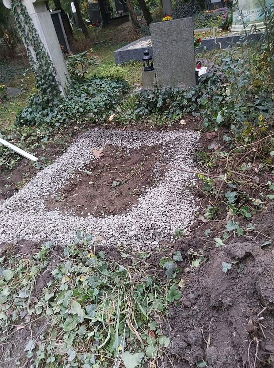 Utýraný Mareček z Loun má od středy v Praze pomníček.