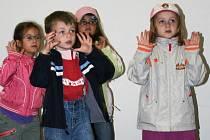 V pátek dopoledne patřil program předškolákům a dětem ze základních škol.