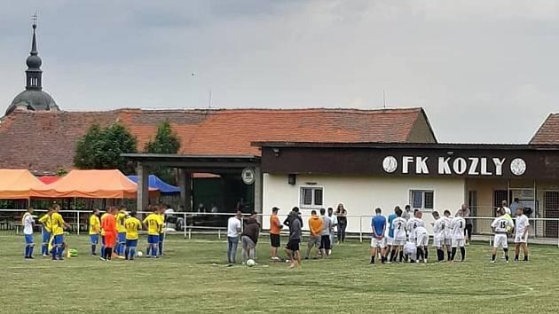 Hřiště FK Kozly
