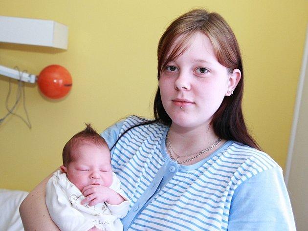 Mamince Barboře Uhlířové ze Žatce se 18. ledna ve 14.31 hodin v chomutovské porodnici narodil syn František Pivko. Měřil 48 cm a vážil 3  kg.