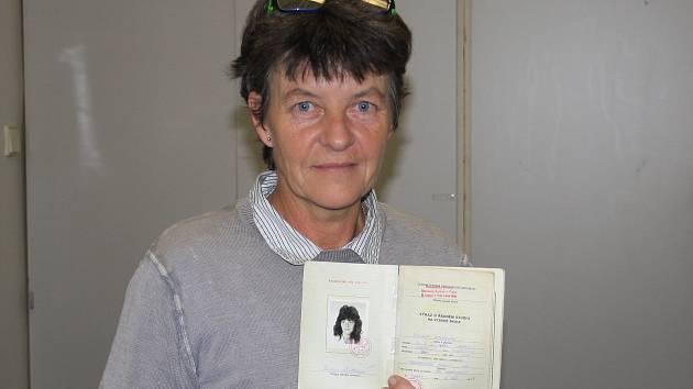 Zuzana Koděrová má dodnes index z pražské vysoké školy. Její studium ji zavedlo 17. listopadu 1989 na Národní třídu.