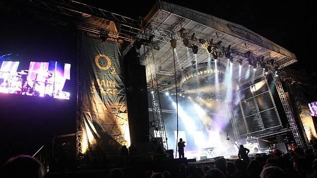 Open Air Festival 2011 v Panenském Týnci