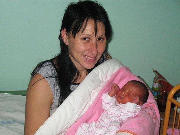 Mamince Karolíně Fundové z Dobroměřic se 3. prosince 2010 ve 21:46 hodin v žatecké porodnici narodila dcera Karolína Fundová. Vážila 3,16 kilogramu a měřila 41 centimetrů.