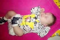 Lucie Schichová se narodila mamince Květě Schichové 8. dubna. Měřila 51 cm a vážila 3,42 kilogramu.