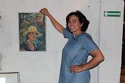 Malířka Doris Windlin