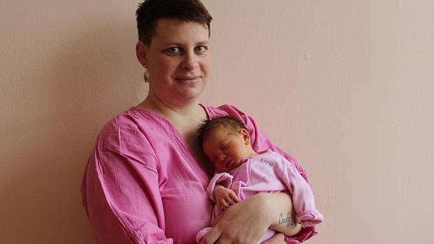 Anna Valentejová se narodila 5. února 2019 v 5.59 hodin mamince Anně Valentejové z Kryr. Měřila 47 cm a vážila 2840 g.