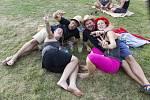 Festival Rock for Churchill 2016 ve Vroutku.