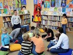 Den pro dětskou knihu v Lounech
