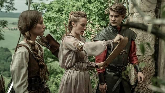 Kino v Domoušicích začne promítat 3. července a nabídne film Princezna zakletá v čase.