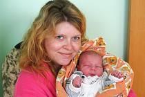 Veronice Mendelové z Blažimi se v žatecké porodnici 23. března 2010 ve 21:24 hod. narodil syn Tom Laczko. Míra 53 cm; váha 3,26 kg.