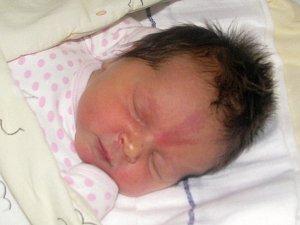 Miminka z okresu Louny, narozená v uplynulém týdnu
