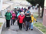 Turistický pochod Únor bílý, údy sílí.