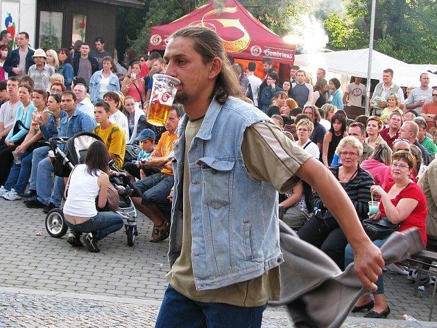 Podbořanské letní slavnosti 2008