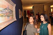Galerii Benedikta Rejta v Lounech v roce 2017 otevřela expozice malíře Emila Filly.