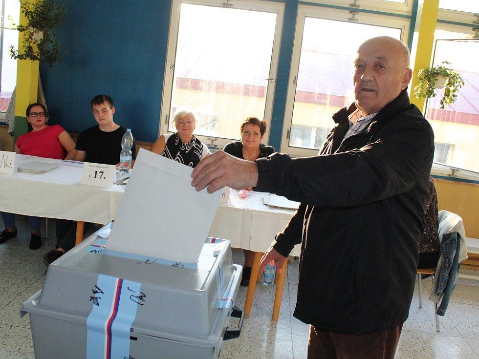 Komunální volby v žateckém Podměstí