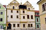 Dům na Mírovém náměstí v Lounech, zvaný Daliborka