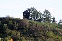 Vrch Rubín u Podbořan