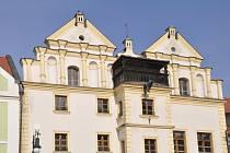 Z Daliborky v centru Loun se odstěhuje státní archiv, město řeší, co s historickým domem dál.