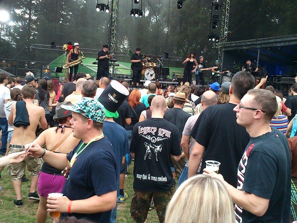 Rock for Church(ill) 2013 ve Vroutku