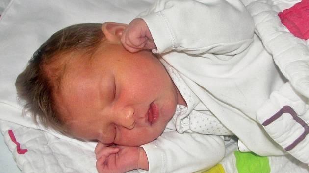 Naomi Pilová se narodila 24. listopadu 2017 v 14.10 hodin mamince Zdeňce Pilové z Podbořan. Vážila 3330 g a měřila 49 cm.