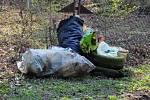 Akce Ukliďme Česko v obcích Perucka