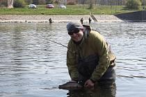 Rybářská sezona začíná. Ilustrační foto.