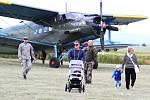 Již sedmadvacátý slet ultralehkých letadel se konal v Žatci. Kromě leteckého byl připraven i další bohatý program.
