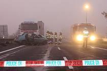 Tragická nehoda na silnici I/7 u Postoloprt 24. září
