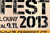 Logo ZLounFestu