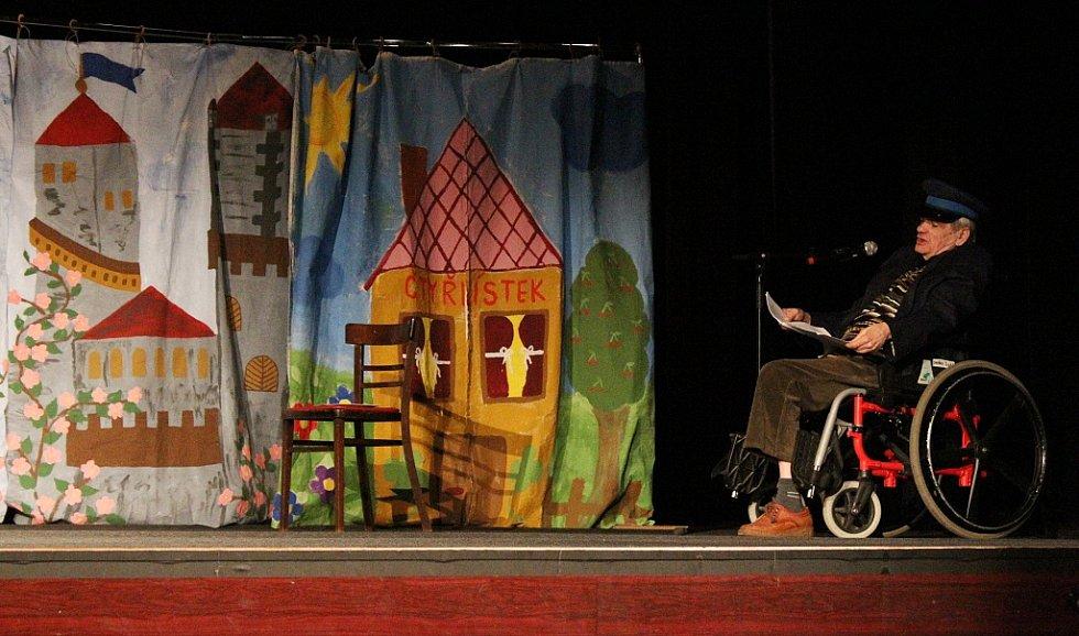 Festival Náš svět v žateckém divadle