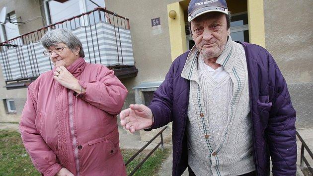 Také manželé Antonín a Marie Bělunkovi volili Zemana.