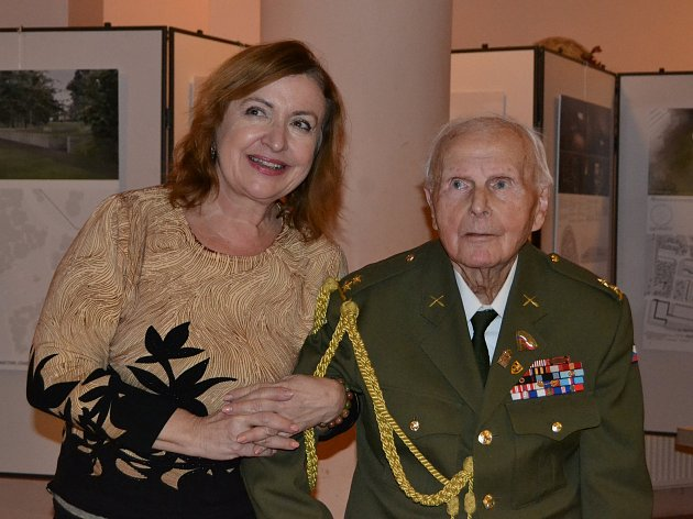 Plukovník v. v. Josef Holec (1918 - 2018).