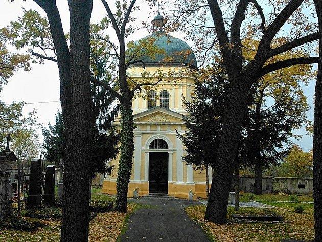 Hřbitov v Postoloprtech. Archivní foto