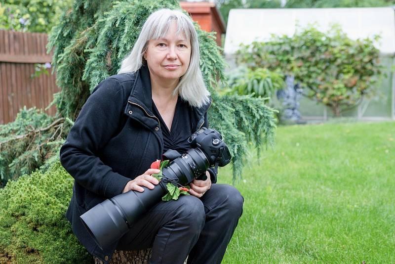Laurencia Helásková z Podbořan fotografuje téměř celý svůj život.