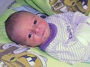 Matyáš Verner se narodil 8. září 2017 v 10.21 hodin mamince Kateřině Honsové z Libočan. Vážil 2910 g a měřil 49 cm.