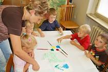 Příměstský tábor při Domě dětí a mládeže v Žatci