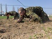 V Žatci se konaly závody příslušníků 4. brigády rychlého nasazení
