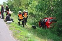 Vážná dopravní nehoda u Postoloprt 20. května