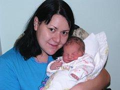 Mamince Pavle Cihelkové z Loun se 1. prosince 2014 v 15.05 hodin narodil synek Rostislav Cihelka. Vážil 3795 gramů a měřil 52 centimetrů.