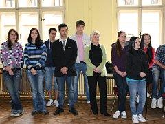 Studenti z celého kraje soutěžili v grafických disciplínách.