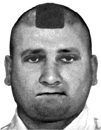 Policejní identikit pachatele zJirkova