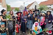 Čarodějnický sbor ve Stroupči na Žatecku
