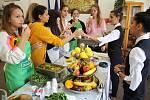 Foodfest na SOU a SOŠ SČMSD v Žatci