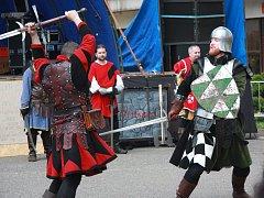 Oslavy 700 let obce Velká Černoc